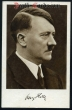 Photo postcard: Adolf Hitler - Autographed - Stamp Braunau April 20, 1938